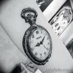 фото тату часы от 07.05.2018 №133 - tattoo watch - tatufoto.com
