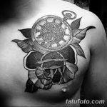 фото тату часы от 07.05.2018 №138 - tattoo watch - tatufoto.com