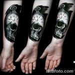 фото тату часы от 07.05.2018 №140 - tattoo watch - tatufoto.com