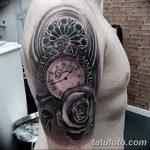 фото тату часы от 07.05.2018 №142 - tattoo watch - tatufoto.com