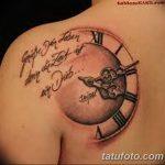 фото тату часы от 07.05.2018 №143 - tattoo watch - tatufoto.com