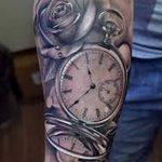 фото тату часы от 07.05.2018 №146 - tattoo watch - tatufoto.com