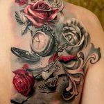 фото тату часы от 07.05.2018 №147 - tattoo watch - tatufoto.com