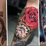 фото тату часы от 07.05.2018 №149 - tattoo watch - tatufoto.com