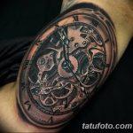 фото тату часы от 07.05.2018 №155 - tattoo watch - tatufoto.com