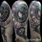 фото тату часы от 07.05.2018 №156 - tattoo watch - tatufoto.com