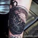 фото тату часы от 07.05.2018 №158 - tattoo watch - tatufoto.com