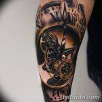 фото тату часы от 07.05.2018 №164 - tattoo watch - tatufoto.com