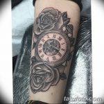 фото тату часы от 07.05.2018 №166 - tattoo watch - tatufoto.com