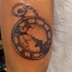 фото тату часы от 07.05.2018 №167 - tattoo watch - tatufoto.com