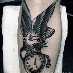 фото тату часы от 07.05.2018 №169 - tattoo watch - tatufoto.com