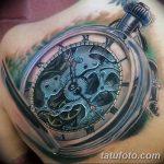 фото тату часы от 07.05.2018 №170 - tattoo watch - tatufoto.com