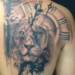 фото тату часы от 07.05.2018 №173 - tattoo watch - tatufoto.com