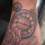 фото тату часы от 07.05.2018 №174 - tattoo watch - tatufoto.com
