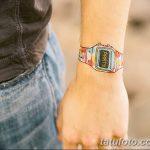 фото тату часы от 07.05.2018 №175 - tattoo watch - tatufoto.com