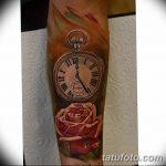 фото тату часы от 07.05.2018 №176 - tattoo watch - tatufoto.com