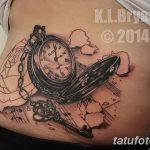 фото тату часы от 07.05.2018 №178 - tattoo watch - tatufoto.com