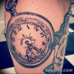 фото тату часы от 07.05.2018 №179 - tattoo watch - tatufoto.com
