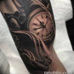 фото тату часы от 07.05.2018 №184 - tattoo watch - tatufoto.com