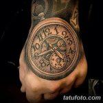 фото тату часы от 07.05.2018 №187 - tattoo watch - tatufoto.com