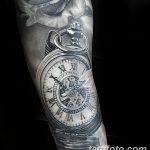 фото тату часы от 07.05.2018 №188 - tattoo watch - tatufoto.com