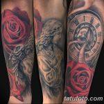 фото тату часы от 07.05.2018 №190 - tattoo watch - tatufoto.com