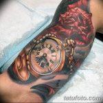 фото тату часы от 07.05.2018 №192 - tattoo watch - tatufoto.com