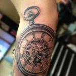фото тату часы от 07.05.2018 №193 - tattoo watch - tatufoto.com