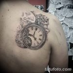 фото тату часы от 07.05.2018 №194 - tattoo watch - tatufoto.com