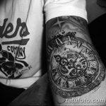 фото тату часы от 07.05.2018 №195 - tattoo watch - tatufoto.com