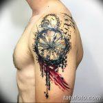 фото тату часы от 07.05.2018 №199 - tattoo watch - tatufoto.com