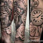фото тату часы от 07.05.2018 №200 - tattoo watch - tatufoto.com