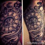фото тату часы от 07.05.2018 №204 - tattoo watch - tatufoto.com