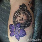 фото тату часы от 07.05.2018 №206 - tattoo watch - tatufoto.com