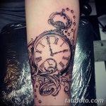 фото тату часы от 07.05.2018 №207 - tattoo watch - tatufoto.com