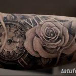фото тату часы от 07.05.2018 №212 - tattoo watch - tatufoto.com