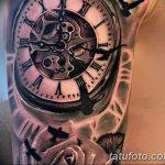 фото тату часы от 07.05.2018 №213 - tattoo watch - tatufoto.com