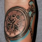 фото тату часы от 07.05.2018 №215 - tattoo watch - tatufoto.com