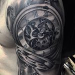 фото тату часы от 07.05.2018 №216 - tattoo watch - tatufoto.com