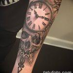 фото тату часы от 07.05.2018 №217 - tattoo watch - tatufoto.com