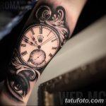 фото тату часы от 07.05.2018 №218 - tattoo watch - tatufoto.com