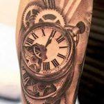 фото тату часы от 07.05.2018 №219 - tattoo watch - tatufoto.com