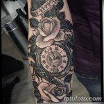 фото тату часы от 07.05.2018 №220 - tattoo watch - tatufoto.com