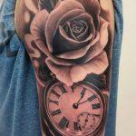 фото тату часы от 07.05.2018 №221 - tattoo watch - tatufoto.com