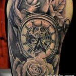 фото тату часы от 07.05.2018 №222 - tattoo watch - tatufoto.com