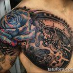 фото тату часы от 07.05.2018 №223 - tattoo watch - tatufoto.com