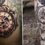 фото тату часы от 07.05.2018 №225 - tattoo watch - tatufoto.com