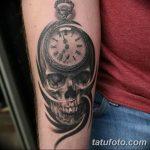 фото тату часы от 07.05.2018 №230 - tattoo watch - tatufoto.com