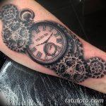 фото тату часы от 07.05.2018 №232 - tattoo watch - tatufoto.com