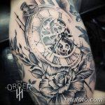 фото тату часы от 07.05.2018 №236 - tattoo watch - tatufoto.com